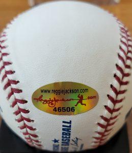 Fergie Jenkins Autographed Baseball OMLB v3