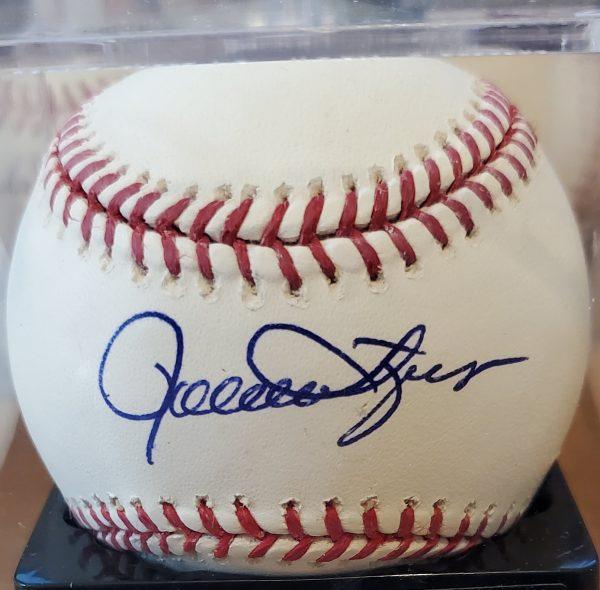 Rollie Fingers Autographed Baseball OMLB